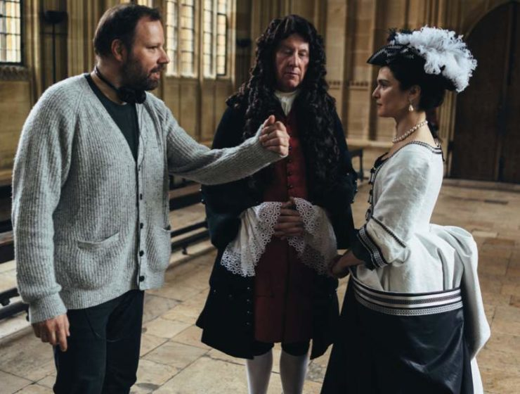 Yorgos Lanthimos film 'The Favourite' receives 10 Oscar nominations 7