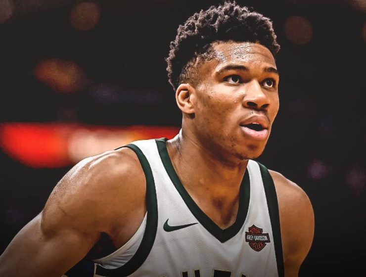 'Greek Freak' named one of the Top 3 Fittest Athletes in the World 1