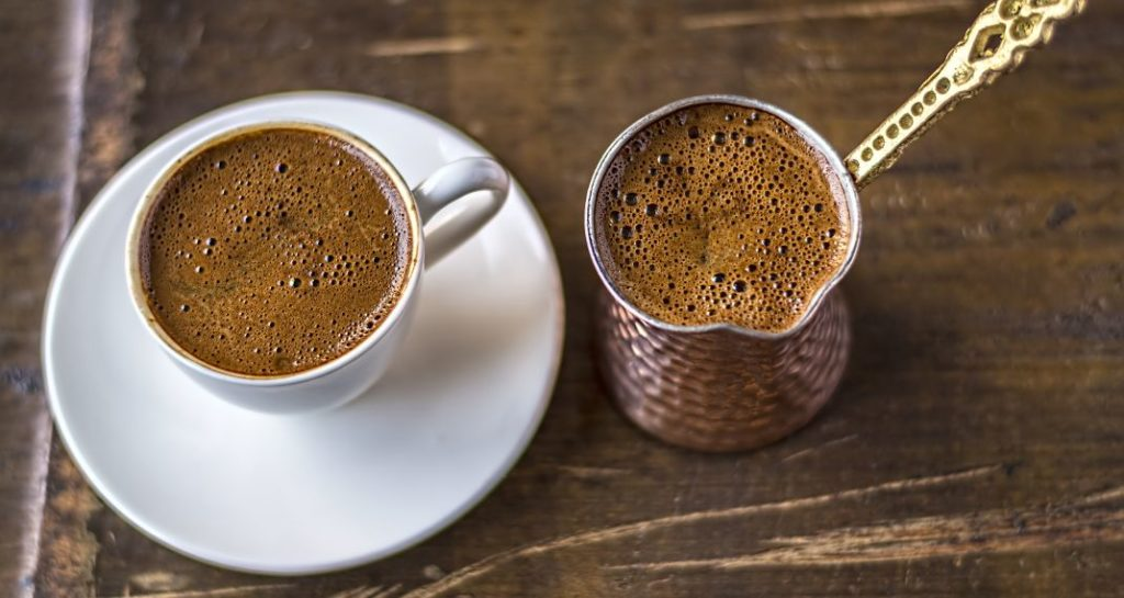 Why Greek coffee holds the key to longevity 2