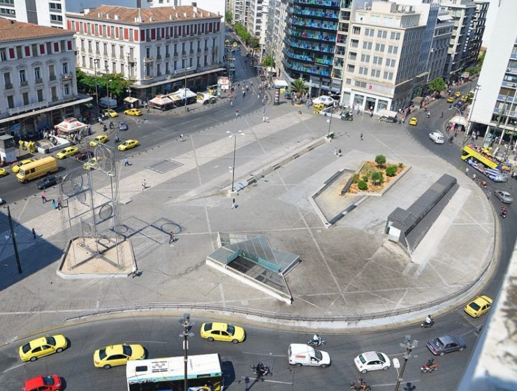 Omonia Square set to receive a much-needed revamp 1
