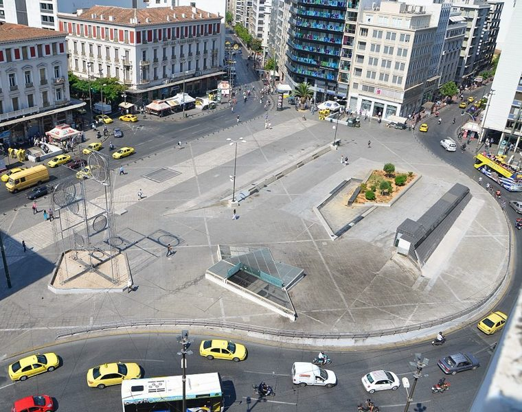 Omonia Square set to receive a much-needed revamp 22