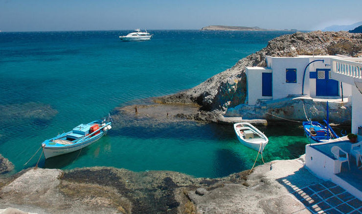 The Chamber of Cyclades website in 2018 attracted 675,000 visitors from 185 countries 2