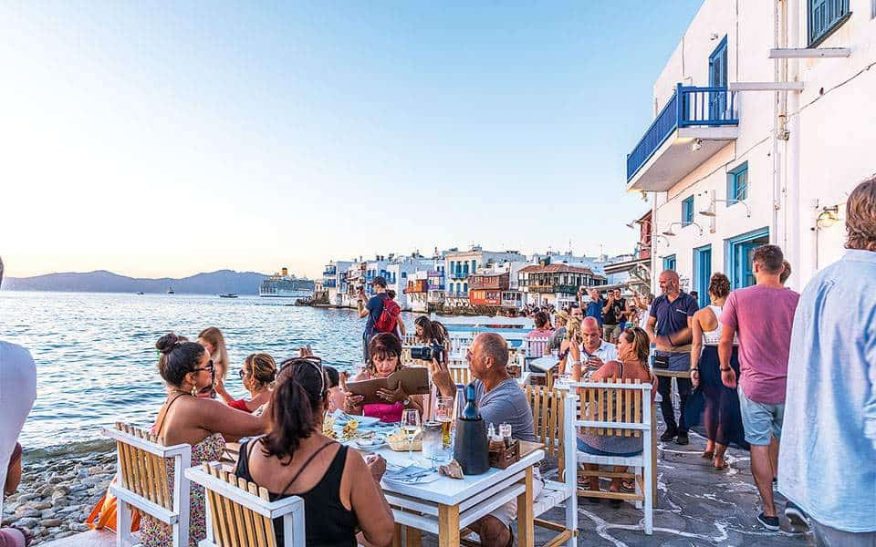 Greece named as one of the most hospitable places in the world 3