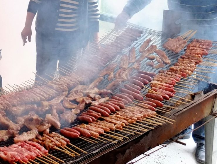 Tsiknopempti, the day Greeks eat large amounts of grilled meat 23