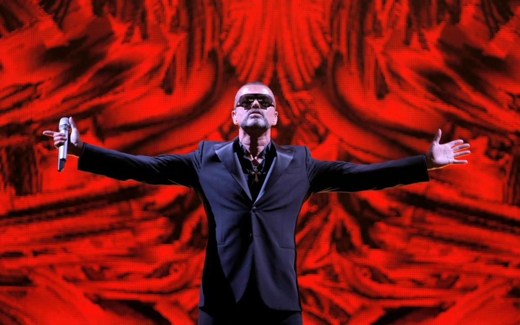 The George Michael Collection auction in London 2