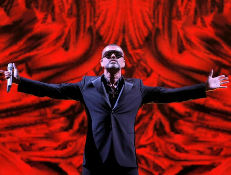 The George Michael Collection auction in London 9