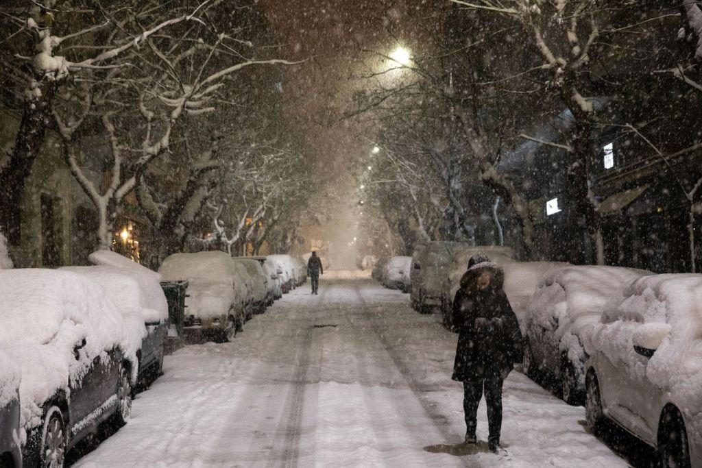 Snow set to hit Athens again by end of the week 3