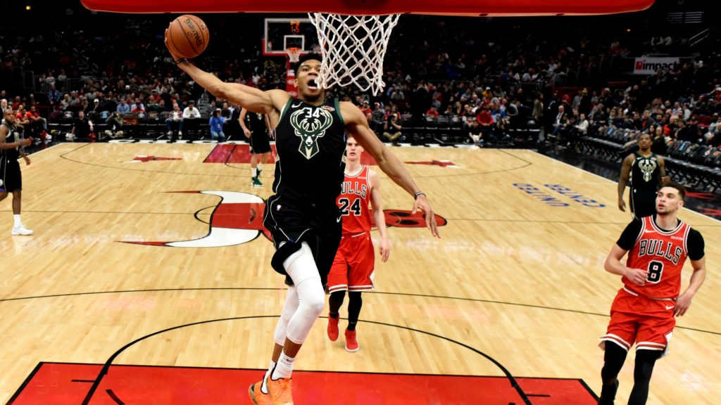 544528380d6 Giannis Antetokounmpo named as one of the NBA s Highest-Paid Players for  2019