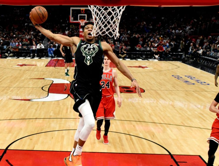 Giannis Antetokounmpo named as one of the NBA's Highest-Paid Players for 2019 27