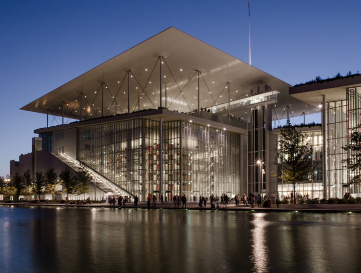 Stavros Niarchos Foundation Cultural Centre receives over 5.3 million visitors in 2018 7