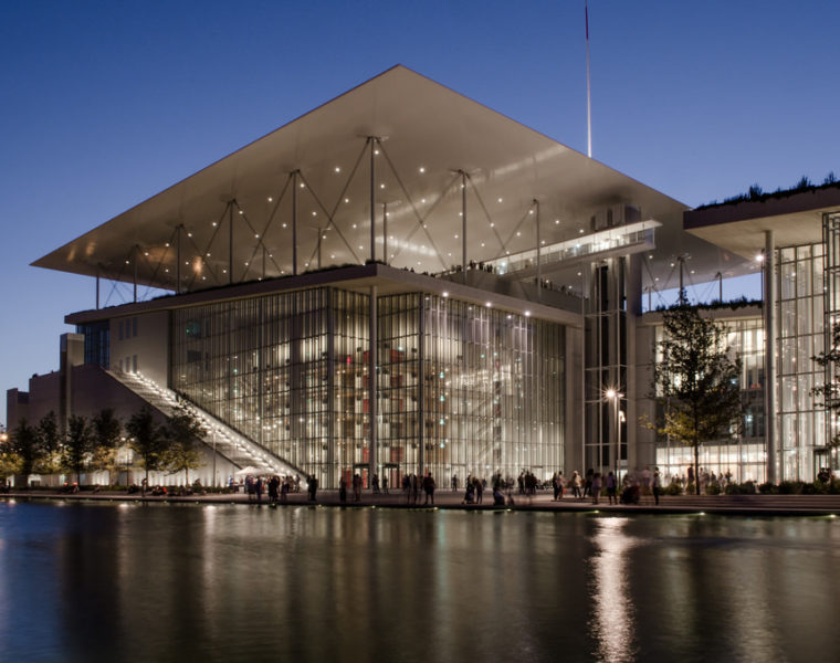 Stavros Niarchos Foundation Cultural Centre receives over 5.3 million visitors in 2018 9