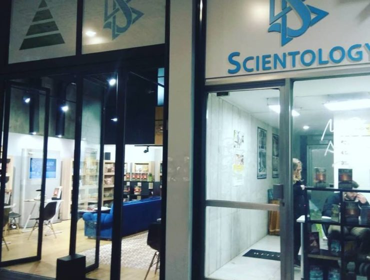 'Church' of Scientology Sets Up Shop in Athens   11