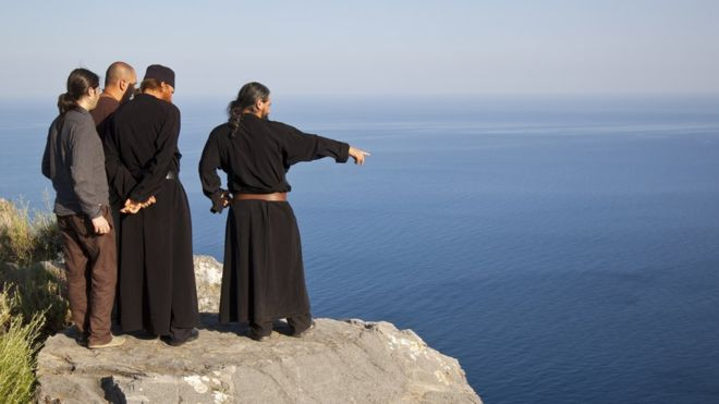 The Byzantine Antiquity of Mount Athos and Orthodoxy 6