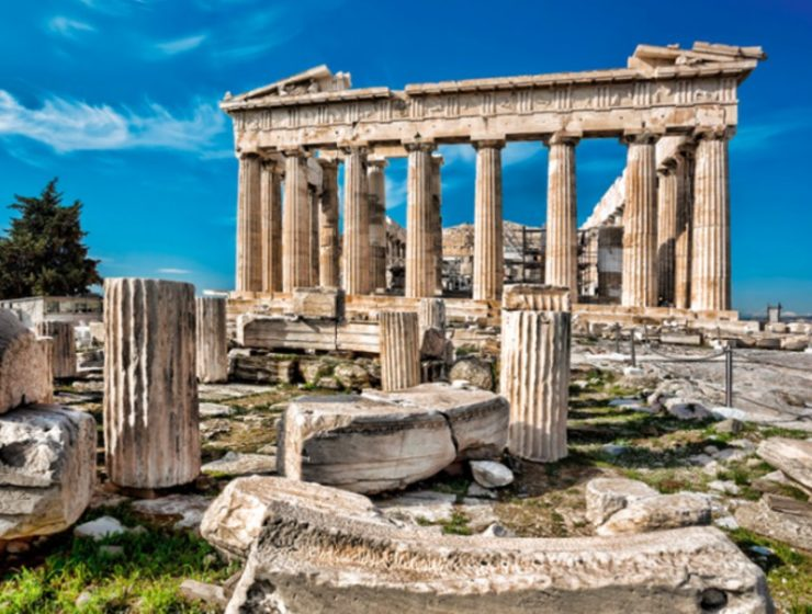 Greece now 'officially owns' the Acropolis 20