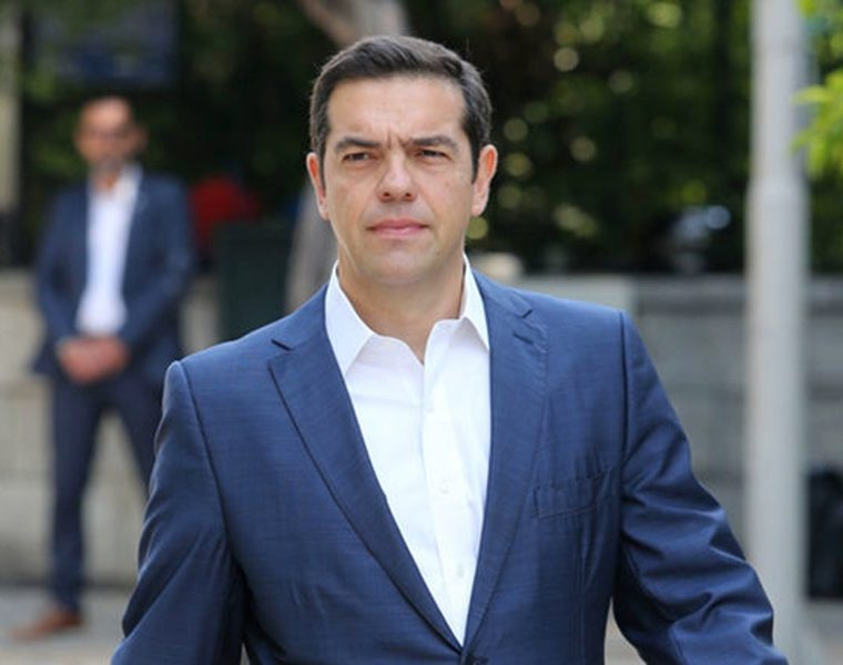 Greek PM in Egypt for summit 9