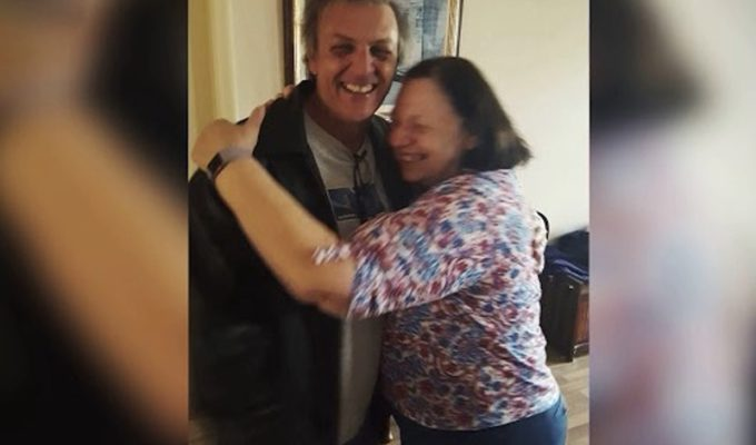 Mum forced to give child up for adoption 48 years ago in Cyprus finally reunites with her son  4