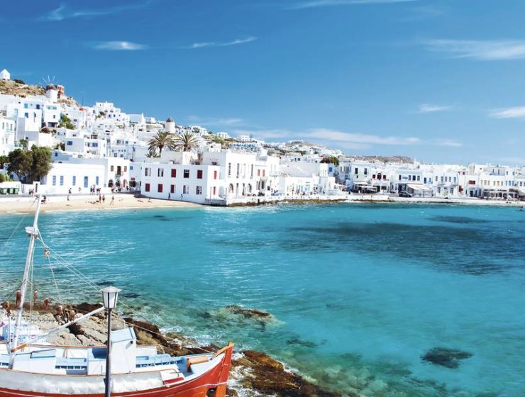 New million dollar Greek island tourism projects and shopping centre in Athens get go ahead 18