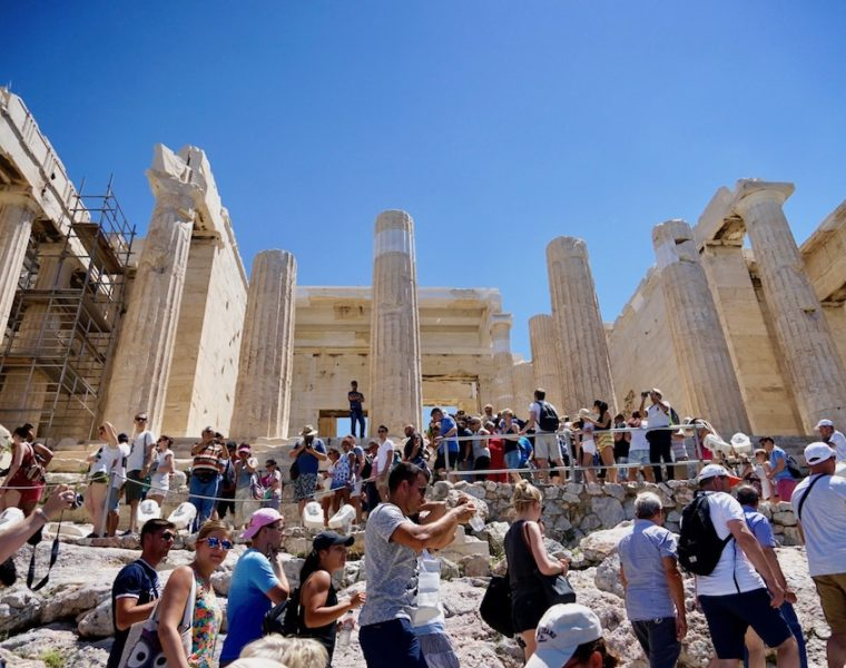 WTO congratulates Greece on tourism performance 10