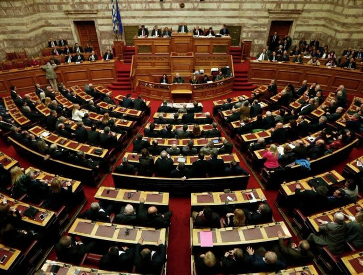 Draft bill for NATO accession of North Macedonia goes to Parliament for vote 9