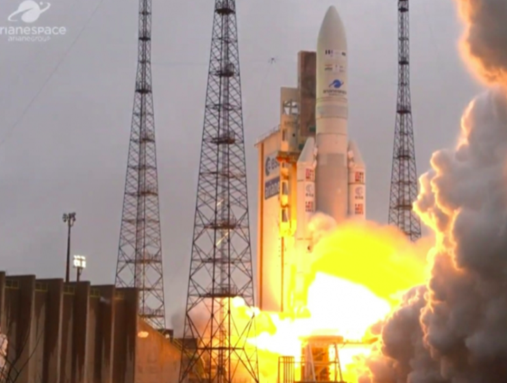 Hellas Sat 4 successfully launches from European Space Station (VIDEO) 15