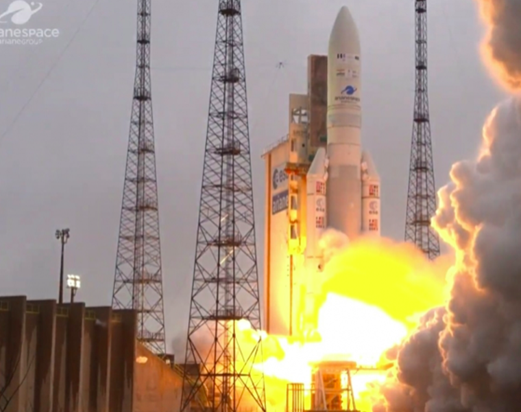 Hellas Sat 4 successfully launches from European Space Station (VIDEO) 18