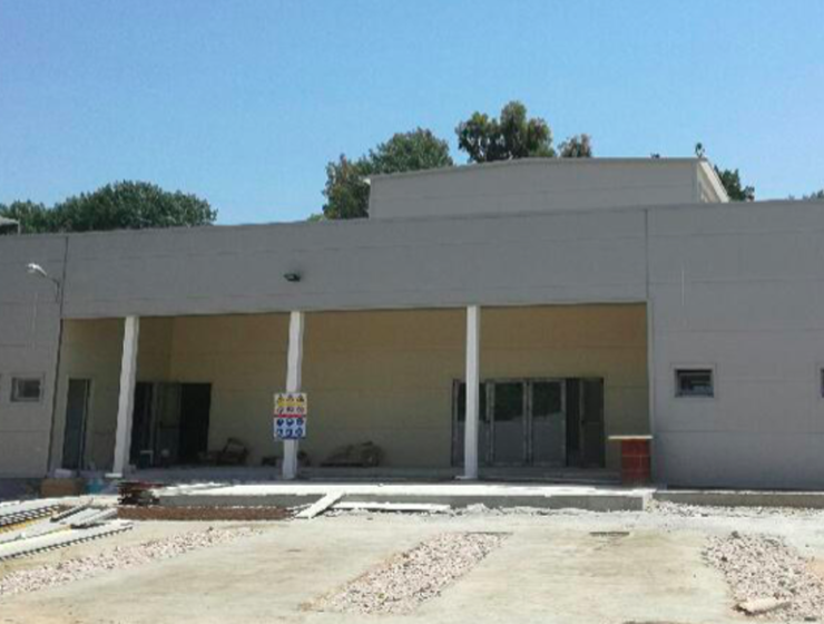 Mosque in Athens expected to be ready in April 11