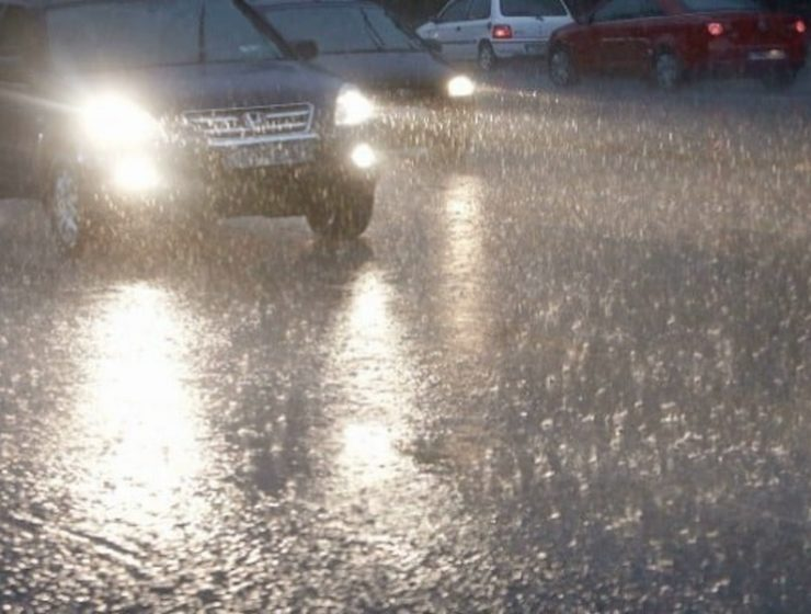 Rain, snow and strong winds expected to hit Greece from Wednesday 8