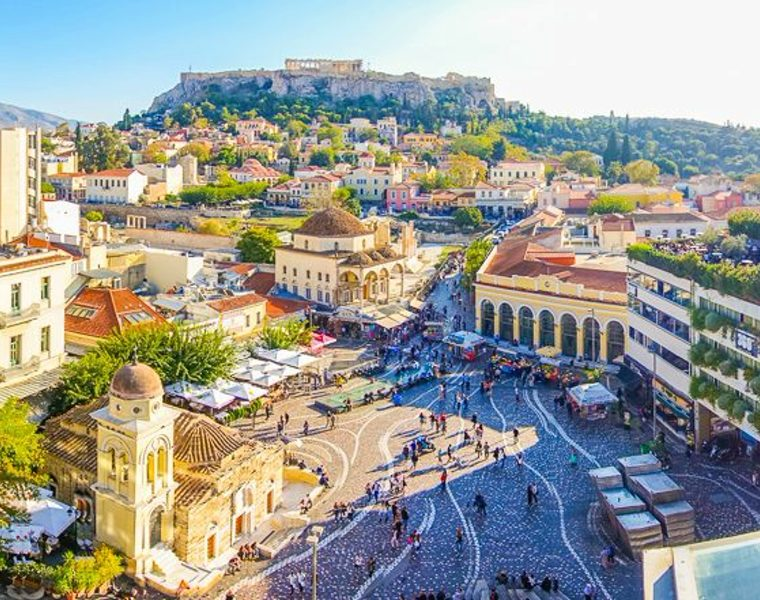 Flights from Australia to Greece for only $299 1