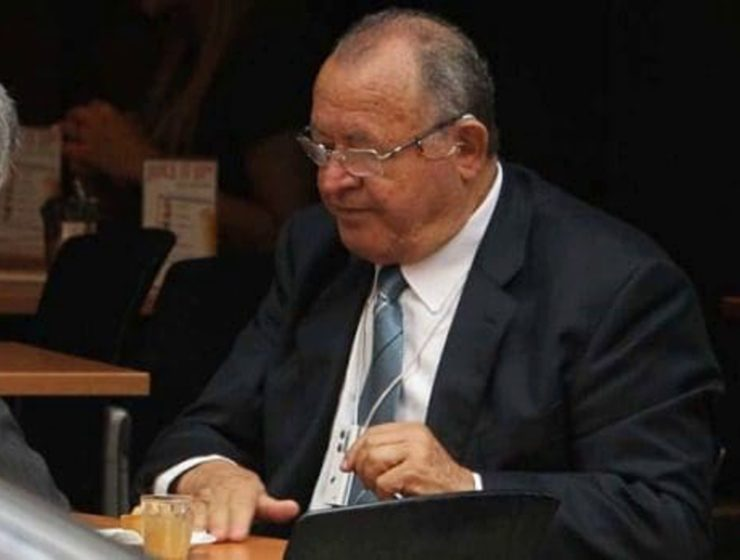 Greek Australian publisher Theodore Skalkos passes away aged 87 11