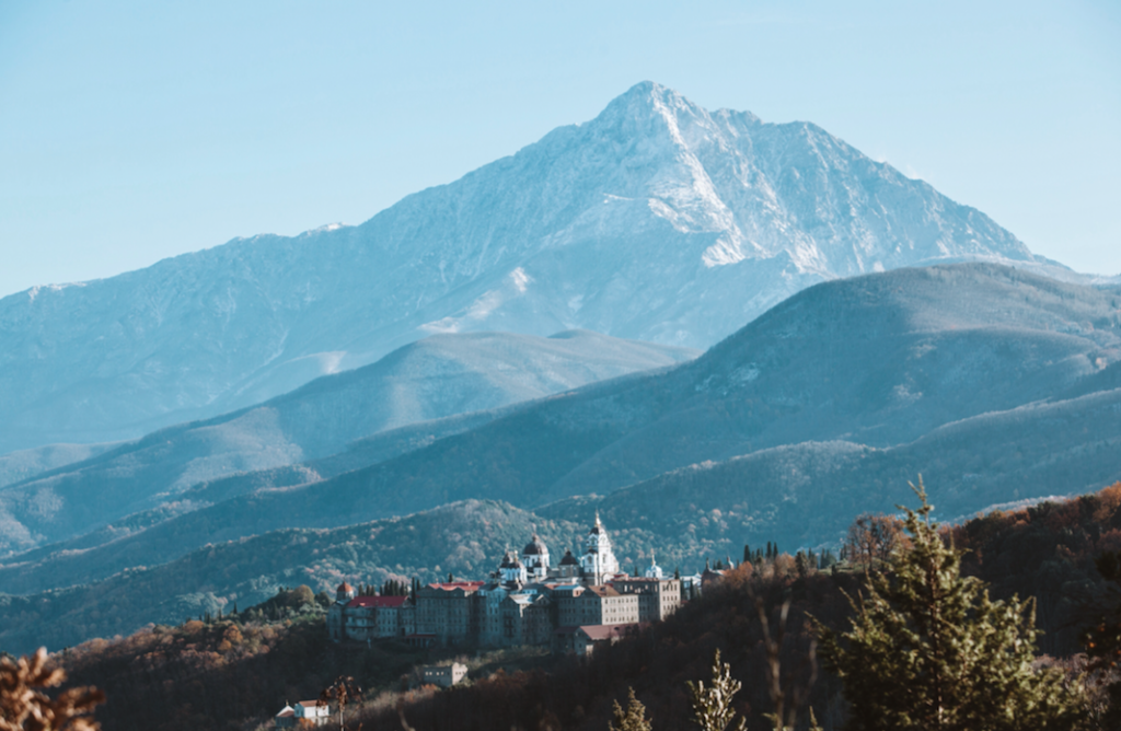 Organic skincare from the pure, sacred, natural land of Mount Athos 11