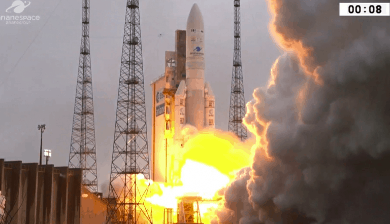 Hellas Sat 4 successfully launches from European Space Station (VIDEO) 3