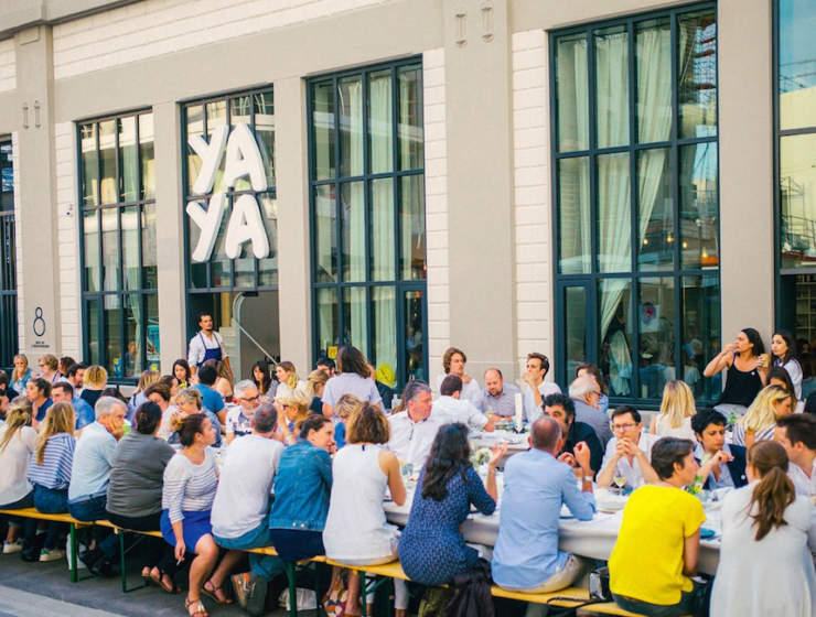 Parisians can't get enough of traditional Greek food from Yaya 50