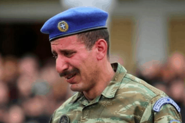 Heartbreaking farewell as young Evzone is laid to rest 7