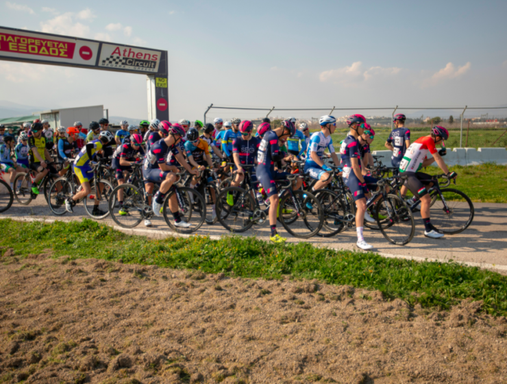 First Cycling Academy launches in Greece 23
