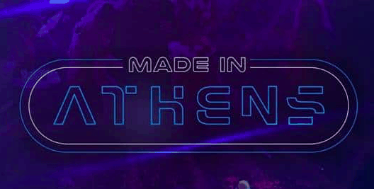 Modern Greek event inspired by Athens nightlife 3