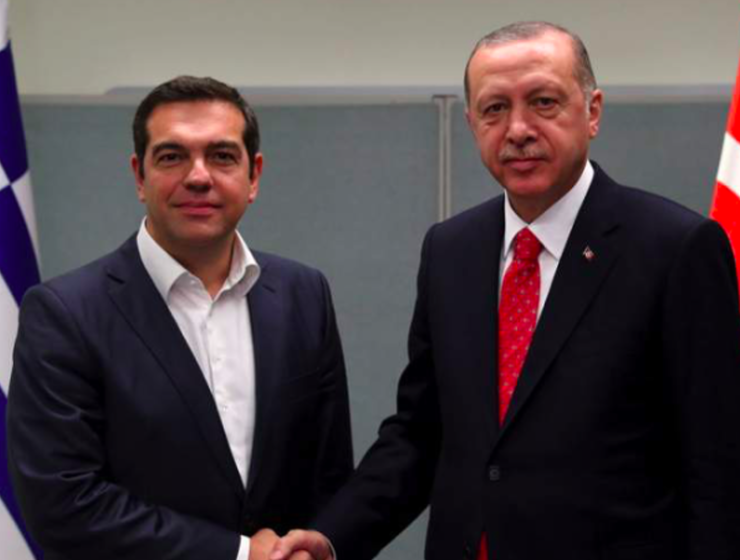 Greek PM prepares for meeting with Turkish President 26