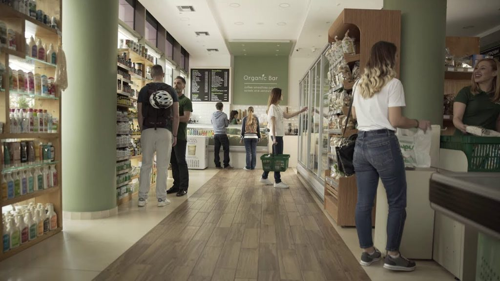 Organic food stores on the rise in Athens 10