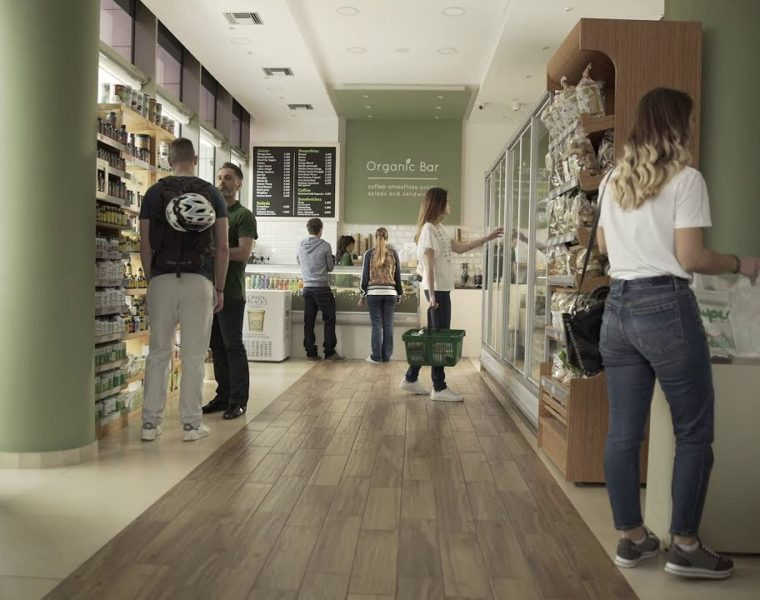 Organic food stores on the rise in Athens 37