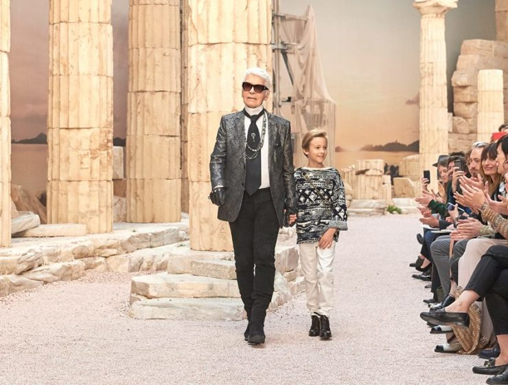 Fashion world mourns death of legendary designer Karl Lagerfeld 36