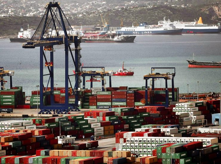 Greek exports reach record high in 2018 9
