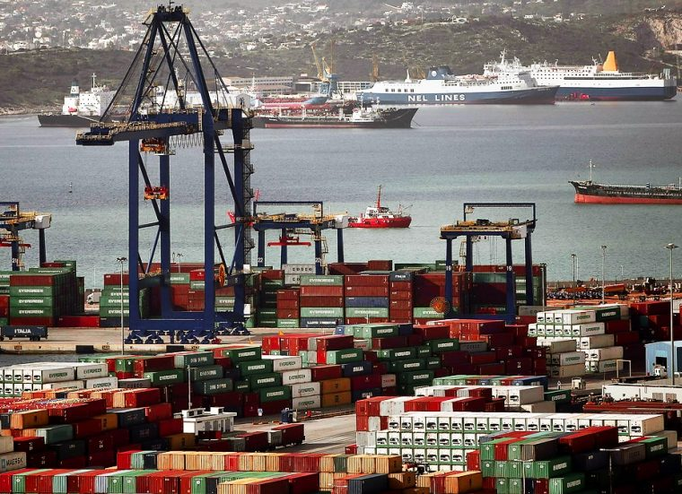 Greek exports reach record high in 2018 10