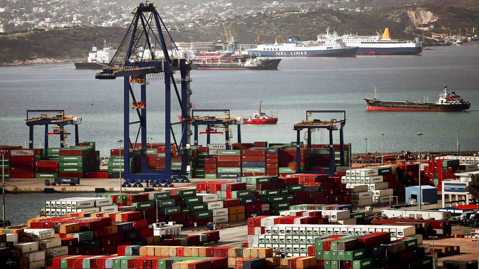 Greek exports reach record high in 2018 2