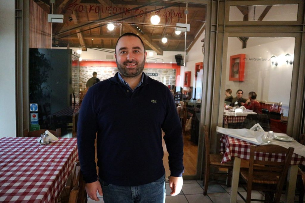 Tavern in Kavala donates all its takings to help fight Kids' Cancer 3