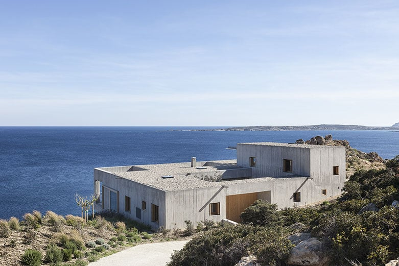 Summer House on Karpathos named one of the World's Best Designed Homes 10