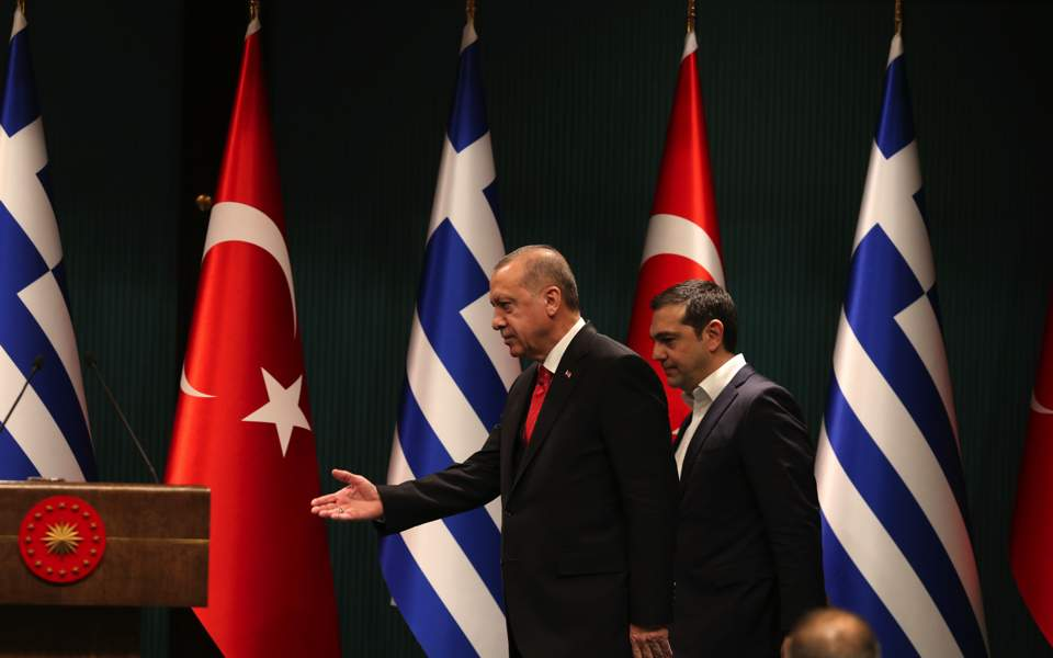 Erdogan expects more cooperation  from Greece on repatriation of Turkish servicemen 2
