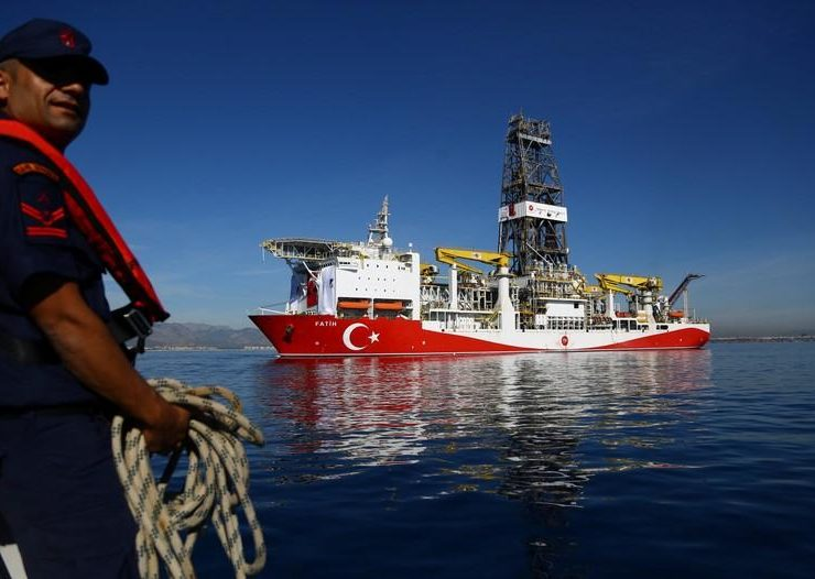 Turkey ready to start gas and oil drilling around Cyprus 5