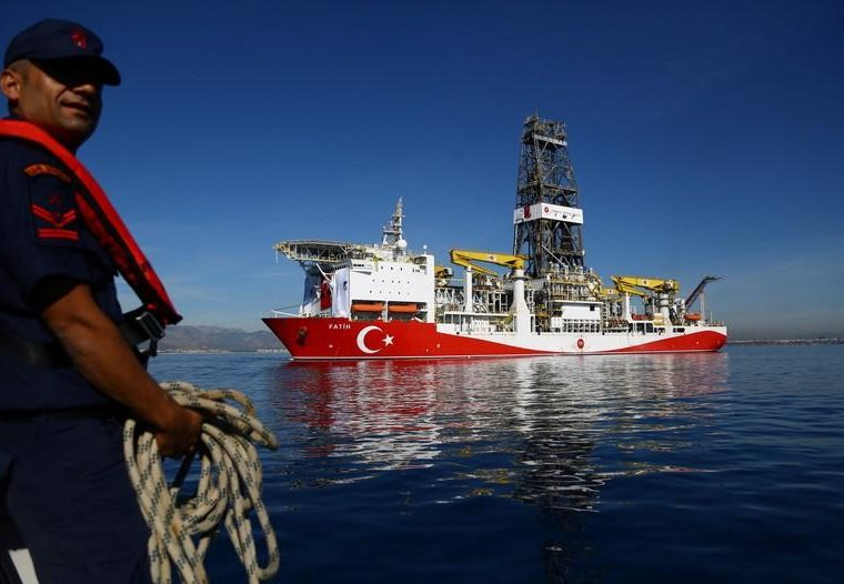 Turkey ready to start gas and oil drilling around Cyprus 15