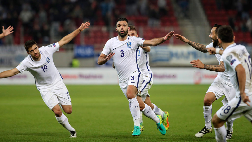 Greece takes on Bosnia tonight in second Euro 2020 qualifying game 2