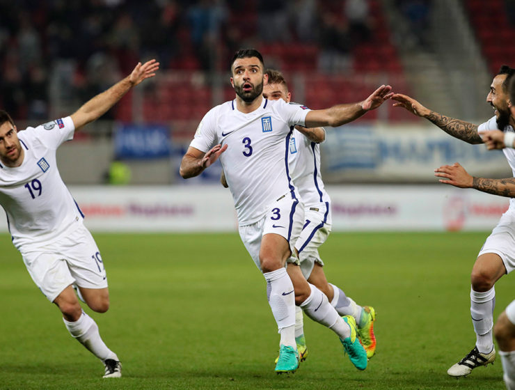 Greece takes on Bosnia tonight in second Euro 2020 qualifying game 1