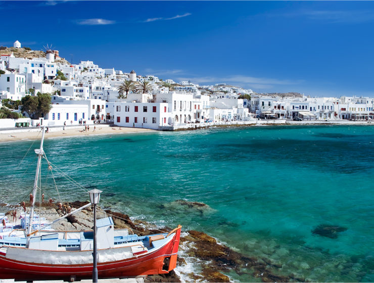 Greece's tourism jobs to exceed 1 million in 2019 14
